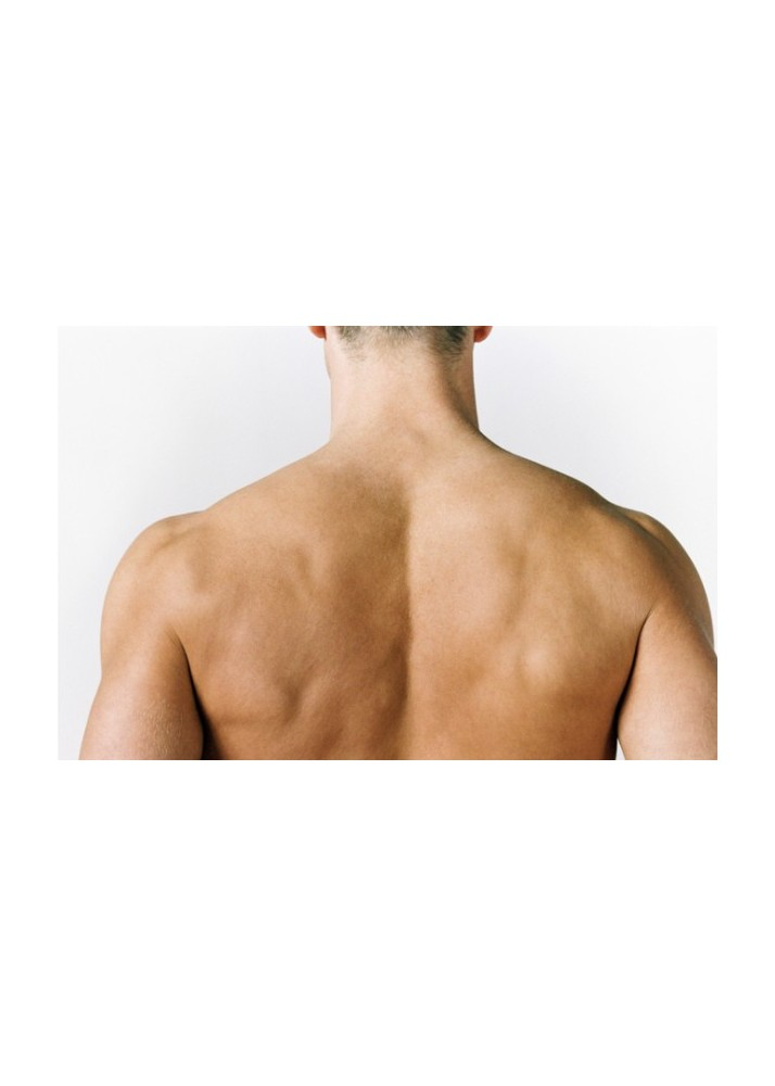 Epilation epaules spa des 5 sens for Salon epilation homme