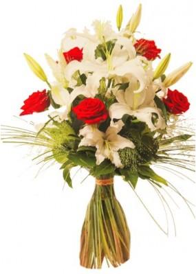 Bouquet Passion Fête des Mères