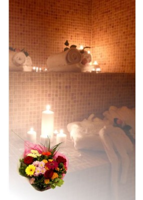 Tradition orientale & 1 bouquet